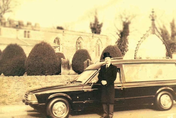 peter dodd archive hearse