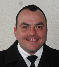 <b>Simon Thompson</b><br>Funeral Director