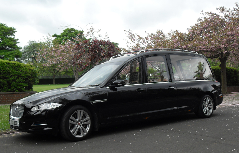new hearse