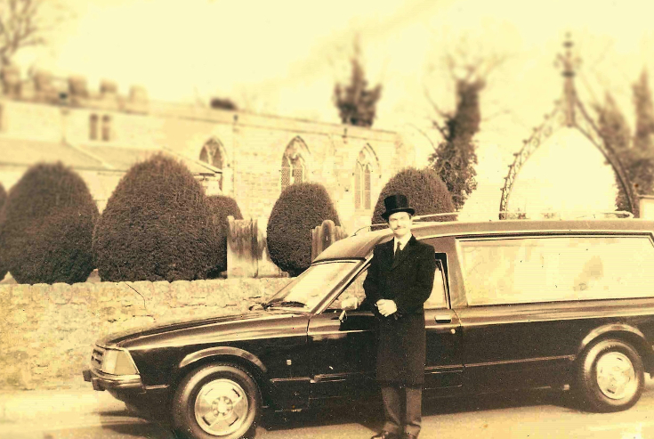 peter dodd archive hearse
